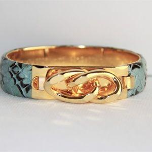 Like New Vita 24 Kt Gold-Plated Bracelet